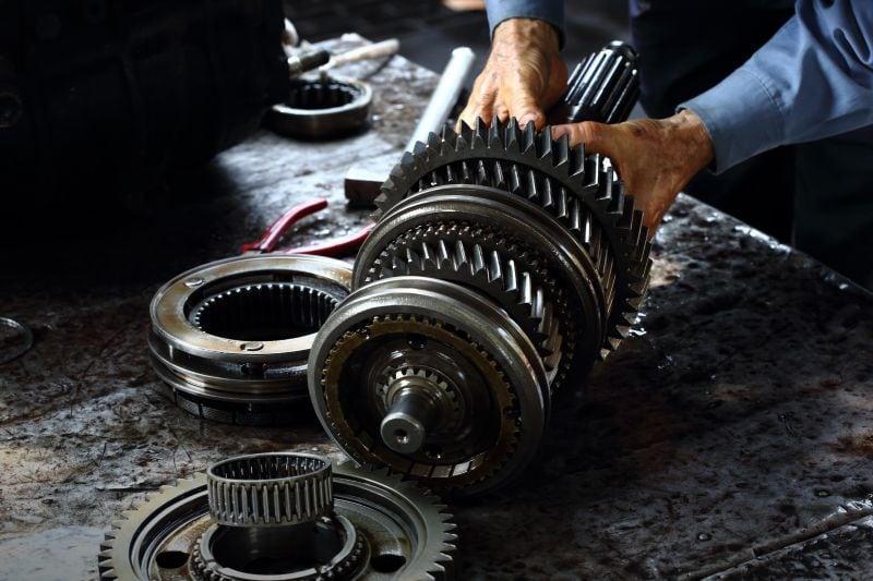 Instandsetzung von mechanischen Bauteilen und Baugruppen